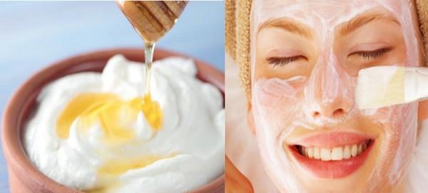 Yogurt and Honey Mask for exploring Beauty